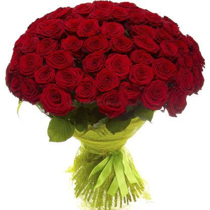 Букет «51 роза»
