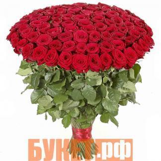 Букет «Сто одна (101) роза»