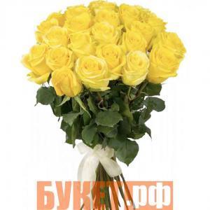 Букет «25 желтых роз»