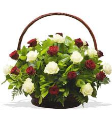 Корзины цветов